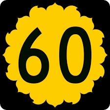 liczba 60